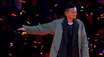 Alibaba's Jack Ma