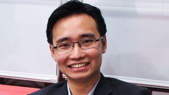 Funding Societies co-founder Kelvin Teo