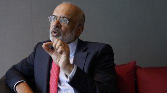 DBS CEO Piyush Gupta