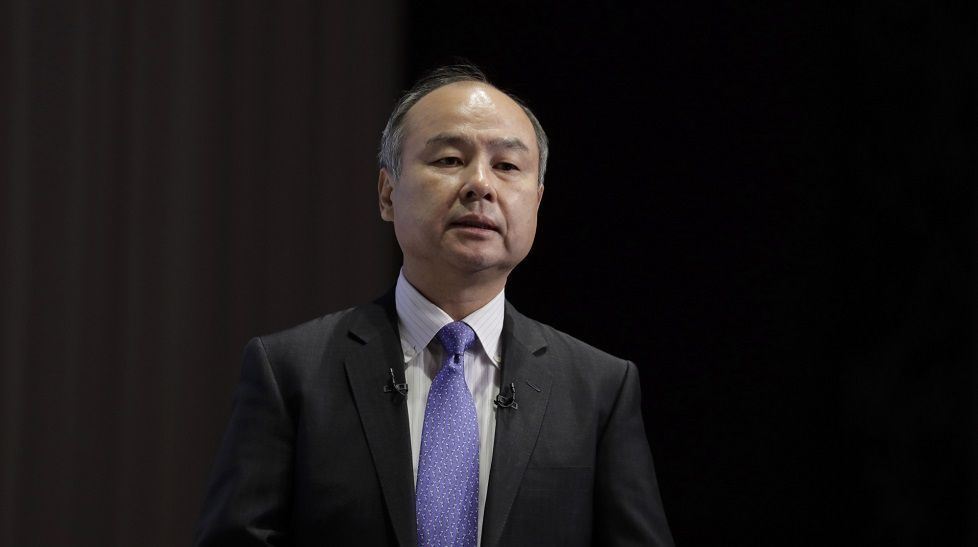 SoftBank Vision Fund has already invested $65-70b, says