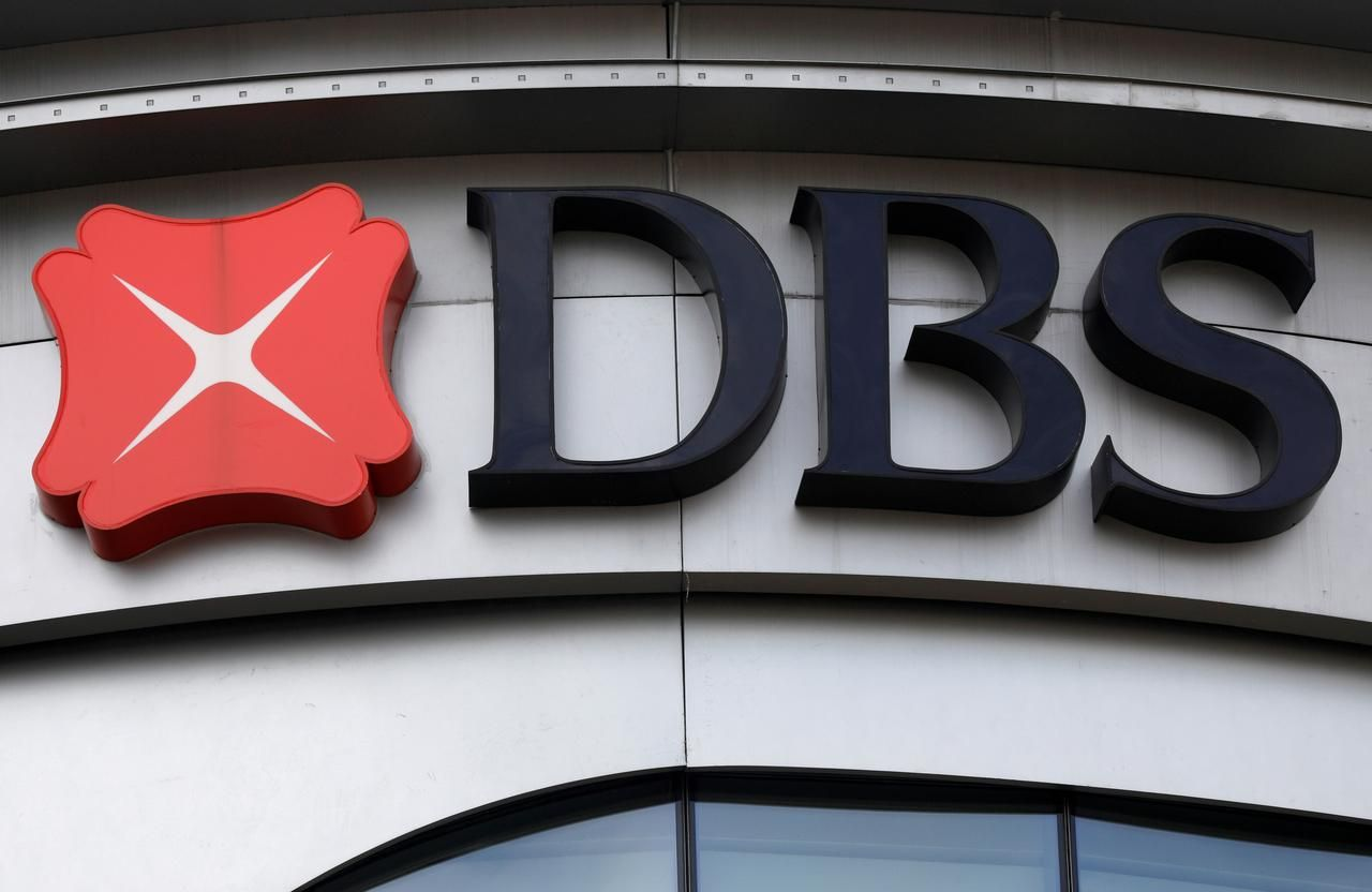 DBS to combine online banking with physical presence, CEO says