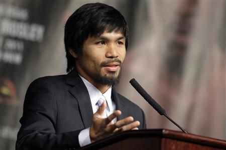 Boxing Champion Manny Pacquiao Launches 'World's First' His Own Cryptocurrency