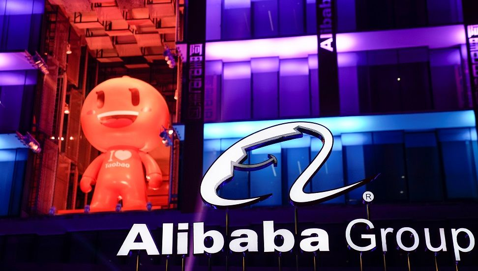 Alibaba says Singles' Day sales hit $13bn in first hour