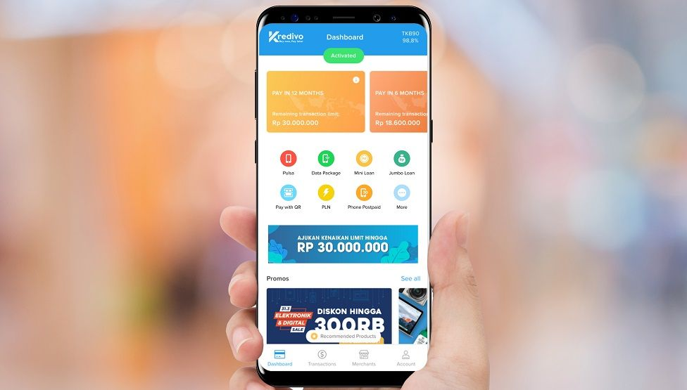 Indonesian lending app Kerdivo secures $100M debt financing