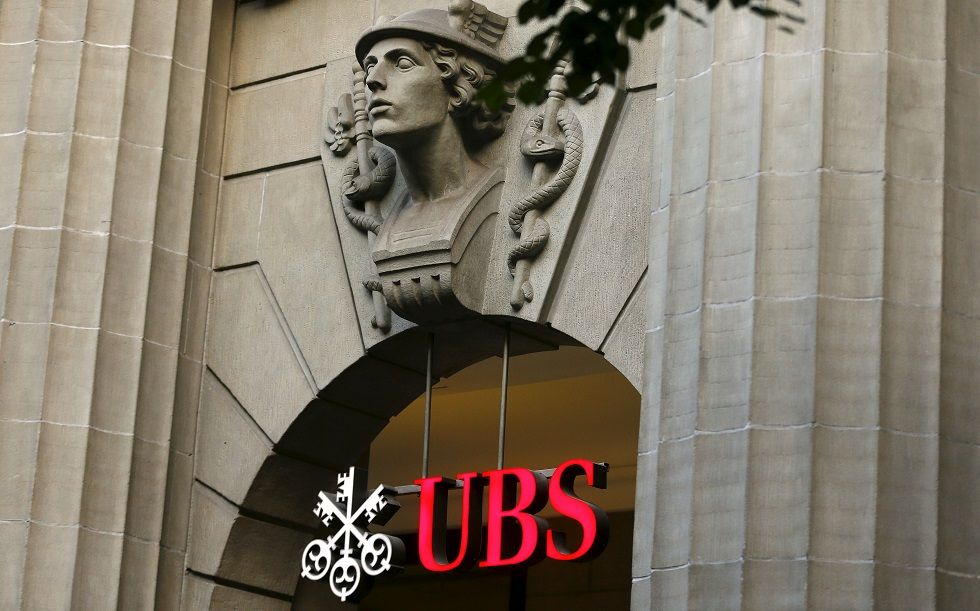 UBS to launch venture capital fund to boost digitisation